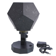 Romatic Astro Star Sky Laser Projector Cosmos Night Light Lamp+Power Adapter DIY