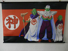 DRAGON BALL PICCOLO KAMI-SAMA DENDE  WALLSCROLL TEXTIL POSTER 90x60 CM NEW