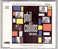 "Phil Collins - Two Hearts - CD (3"" 2 Track 1988 Germany WEA 257 739-2)"
