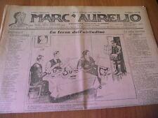 MARC'AURELIO 39/1935 La forza dell'abitudine