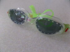 ZOGGS Phantom Elite Junior/Kids Swim Swimming Goggle Goggles Clear/Smoke NEW!