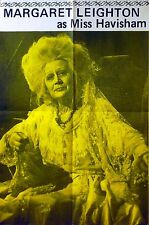 GREAT EXPECTATIONS 1974 Margaret Leighton CHARLES DICKENS UK 20x30 POSTER