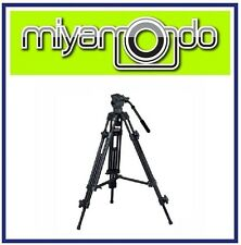 Buffalo VT-700 Professional Video Fluid Head Tripod