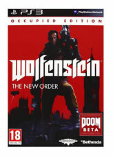 Wolfenstein: The New Order -- (Sony PlayStation 3, 2014)