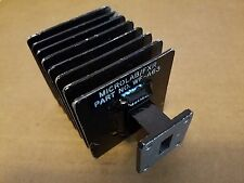 Microlab FXR WF-A63 Microwave RF Waveguide P-Band High Power Load 12.4-18GHz