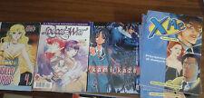 Lotto 35 fumetti Manga X me-Cat's eye-Il sigillo azzurro-Mars-Kanon-Fushigi Yugi