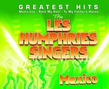 Les Humphries Singers Mexico-Greatest hits (12 tracks, Eurotrend, incl. n.. [CD]