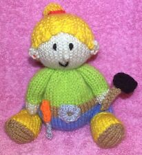 bob the builder knitting pattern eBay