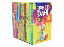 ROALD DAHL Collection Phizz Whizzing 15 Classic Books Box Set Childrens Books