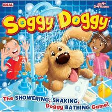 New Ideal Soggy Doggy Game doggy bathing game Children Kids Xmas Toy Family Fun