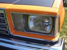 Scheinwerfer Chevrolet ElCamino El Camino 78-82 Umrüstscheinwerfer H4