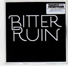 (FQ3) Bitter Ruin, Love Gone Left - 2014 DJ CD