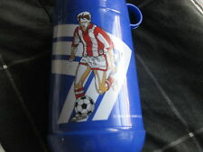 VINTAGE SANRIO HELLO KITTY SOCCER SPORT THERMOS WATER BOTTLE 1988  NEW LOOK!