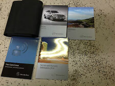 2014 MERCEDES BENZ M ML CLASS MODELS Owners Operators Manual SET Factory OEM