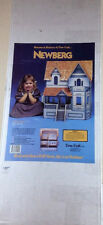 VERY RARE VINTAGE DURA CRAFT DOLLHOUSE KIT! MANSIONS IN MINIATURE - CRESTVIEW