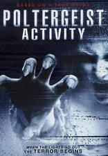 Poltergeist Activity (DVD, 2015)