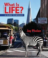 What Is Life? : A Guide to Biology by Jay Phelan (2011, Quantity pack)