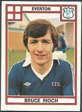 PANINI FOOTBALL 78 #134-EVERTON-BRUCE RIOCH