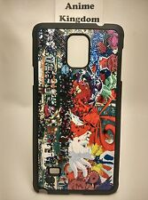 Samsung Galaxy Note 4 IV Anime Phone case Naruto All Ninja Tailed Beasts