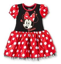 MINNIE MOUSE TUNIC DRESS ~ Girl's 18 M ~ NEW
