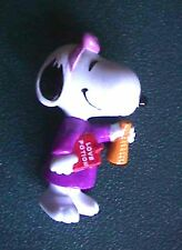 Miniature Peanuts Snoopy  with Pink Love Potion Figurine #2