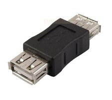 USB 2.0 F/F Female to Female Converter Adapter Connector Joiner Coupler Cable