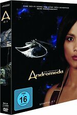 ANDROMEDA (TV-SERIES) - STAFFEL 2.1 (Kevin Sorbo, Lisa Ryder) 3 DVD NEU