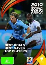 2010 FIFA World Cup South Africa - Best Goals, Best Saves, Top Players - NEW DVD