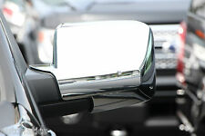 LINCOLN NAVIGATOR 2007-2015 TFP CHROME ABS MIRROR COVER INSERT SET
