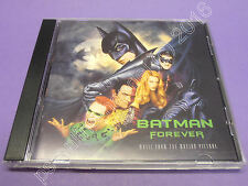 CD Soundtrack - Batman forever (J-006) 14 Tracks Germany 1995 + Seal + U2