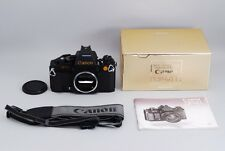 【MINT】Canon New F-1 50th Anniversary Limited Edition from japan #214