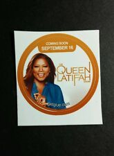 QUEEN LATIFAH SHOW PHOTO TV MOVIE GET GLUE STICKER