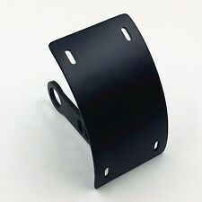 Swingarm Side Mount Curve License Plate Mount Bracket For Yamaha YZF  Motorcycle