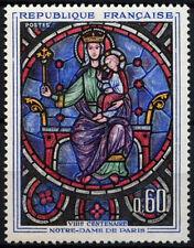 FRANCIA 1964 sg#1645 Notre Dame 800th ANNIV Gomma integra, non linguellato #d43310
