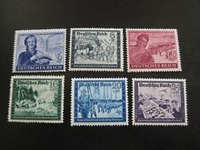 THIRD REICH 1944 mint never hinged Reichspost stamp set! *99 Cent Special*