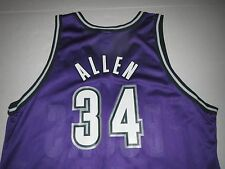 Vtg Milwaukee Bucks Ray Allan NBA Jersey Size 44 Large **MINT**