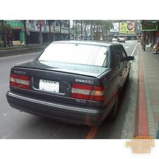 PAINTED REAR TRUNK BOOT LIP SPOILER FOR Volvo 940 1991-1998 Sedan