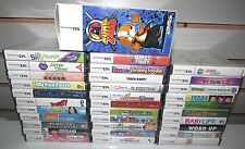 Lot of 33 Nintendo DS Games All Brand New! Wholesale Lot