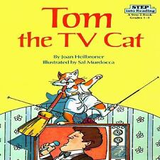 Tom the TV Cat (Step into Reading, Step 2, paper), Joan Heilbroner, Good Book