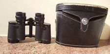 WWII ERA GERMAN MILITARY 6X30 BINOCULARS CARL ZEISS JENA SILVAREM