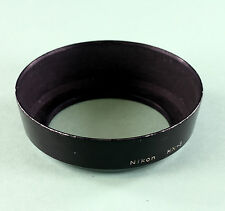 Nikon F Sun Shade or Hood HN-3 - 52 mm screw-in