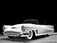 "1951 Buick XP300 Concept Car 11 x 14""  Photo Print"