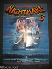 NIGHTMARE IN ELM STREET 3 FREDDY KRUEGER LEBT HORROR Robert Englund Heather Lang