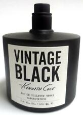 VINTAGE BLACK Kenneth Cole cologne men 3.4 oz 3.3 edt NEW TESTER