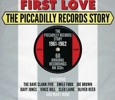 First Love The Picadilly Records Story (2013, CD NEUF)3 DISC SET