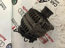 VW GOLF MK5 AUDI A3 TDI DIESEL BKD BMN MODEL 140 AMP ALTERNATOR & PULLEY