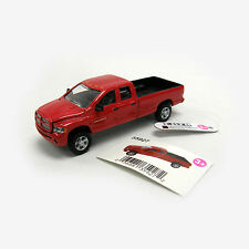 1/64 ERTL RED DODGE RAM 2500 PICKUP