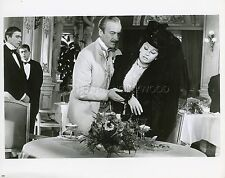 SOPHIA LOREN DAVID NIVEN LADY L 1965 VINTAGE PHOTO ORIGINAL #4