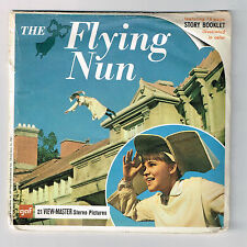 THE FLYING NUN 1967 Sally Fields Complete View-Master Pack B 495 G1
