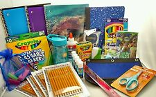 Back to School Supplies Boy Elementary Bundle Pencils 125 Pieces Please Read ♡